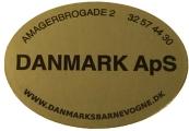 Danmarks Barnevogne